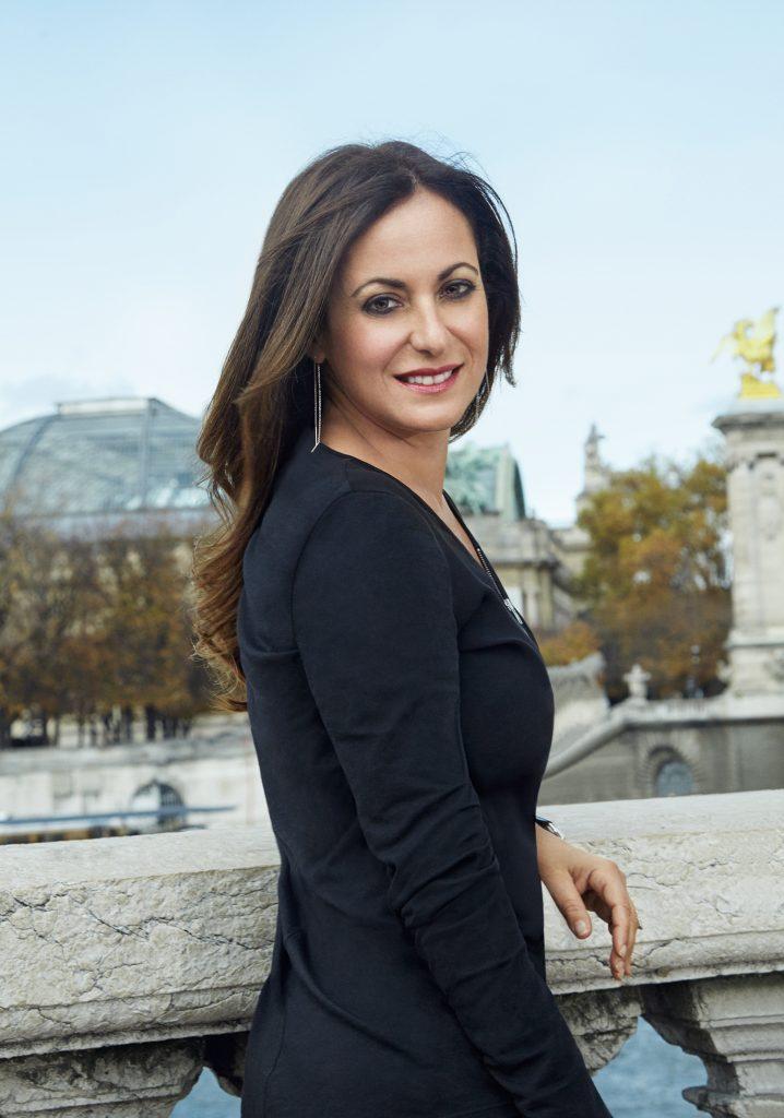 Aliza Jabés fundadora NUXE