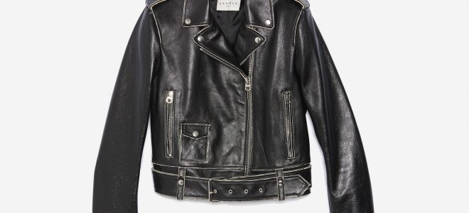 Leather Jackets for Spring.