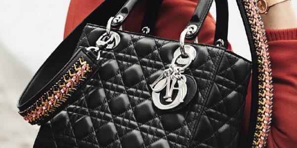 Marion Cotillard, imagen de la campaña Lady Dior O_I 2016.