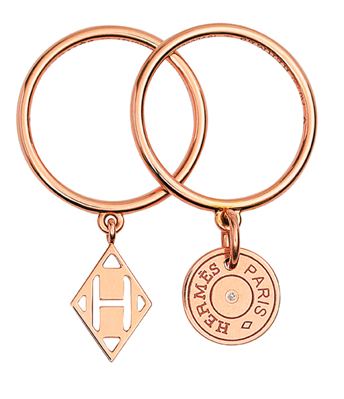 Hermès Gamabade Earrings