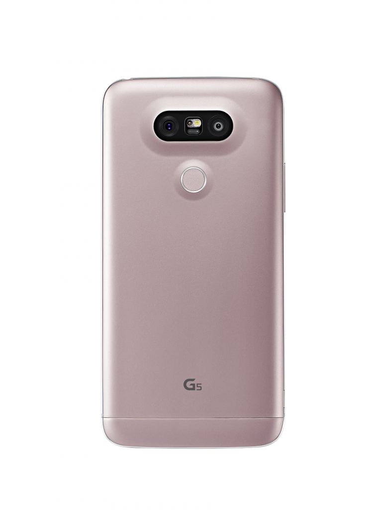 LG G5 & Friends Rosa
