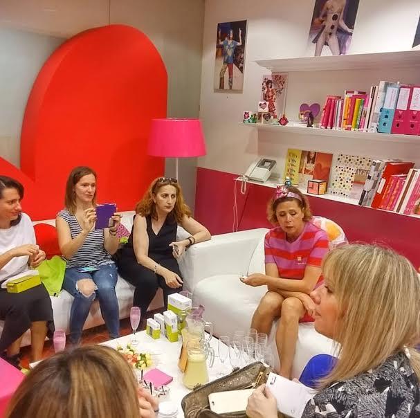 Nuevo LGG5 con Agatha Ruiz de la Prada