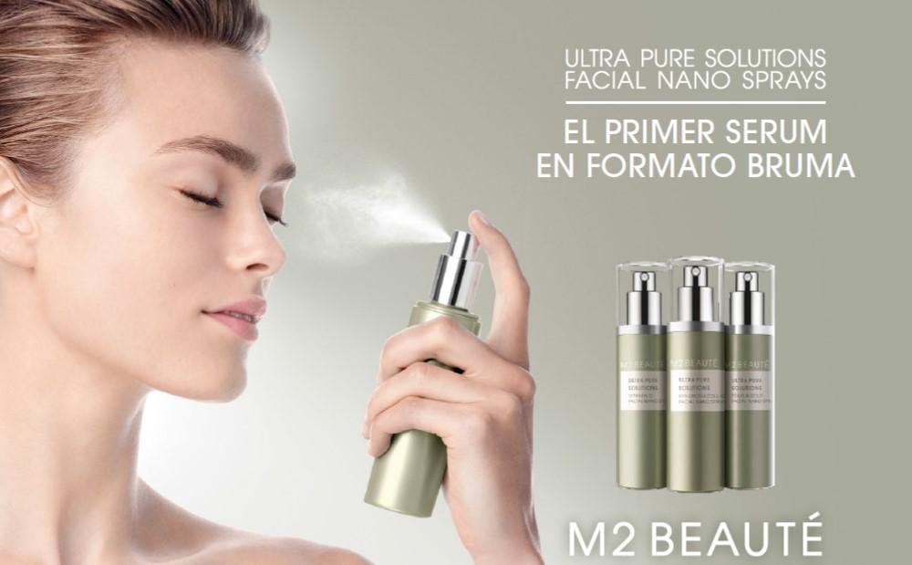 facial nano sprays M2 Beaute