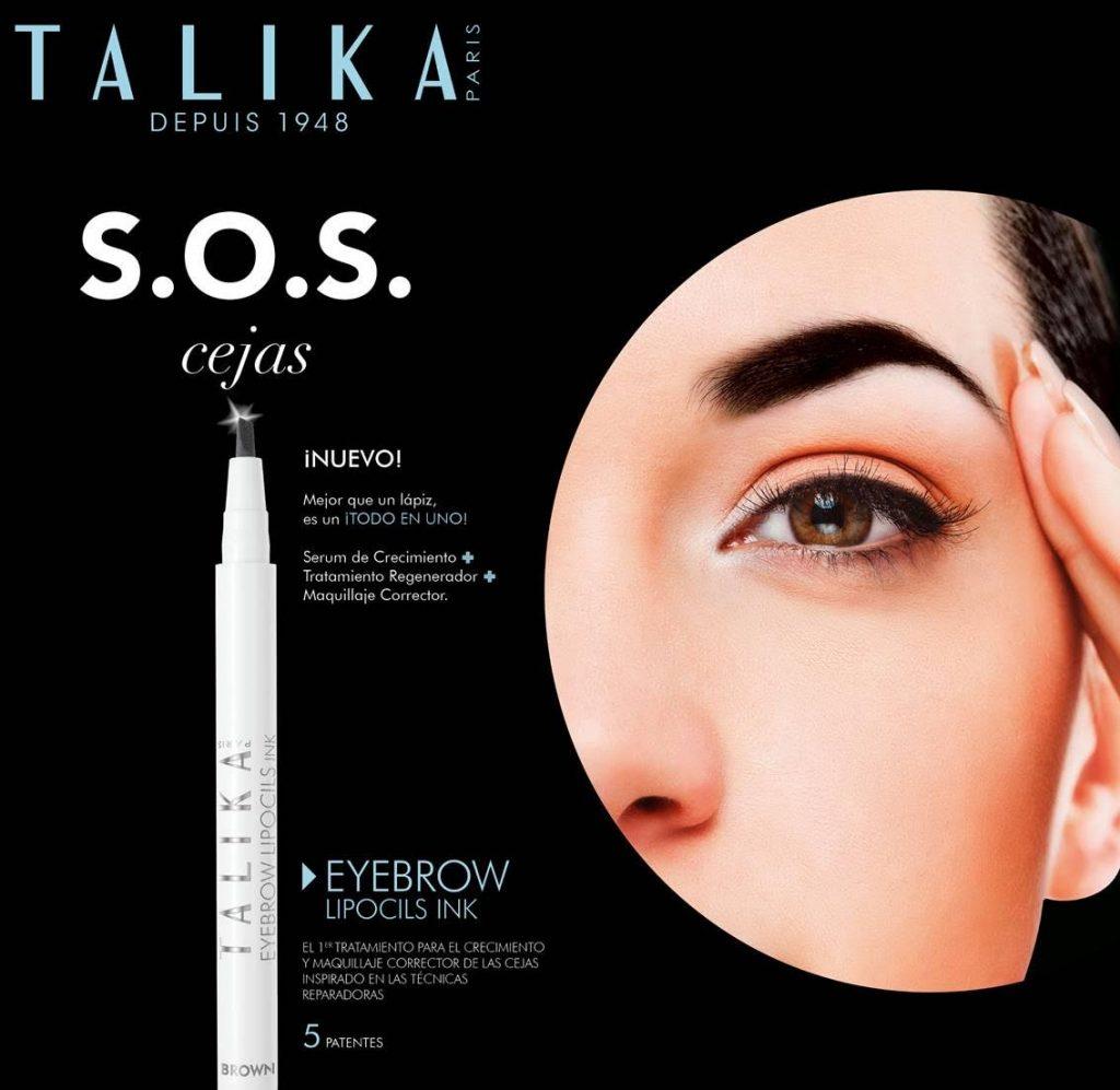 eyebrow lipocils ink talika