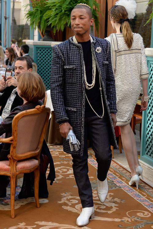 Paris Cosmopolite de Métiers d'Art de Chanel, Pharrell Williams