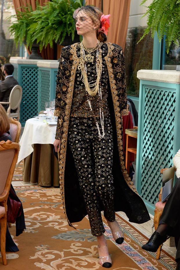 Paris Cosmopolite de Métiers d'Art de Chanel