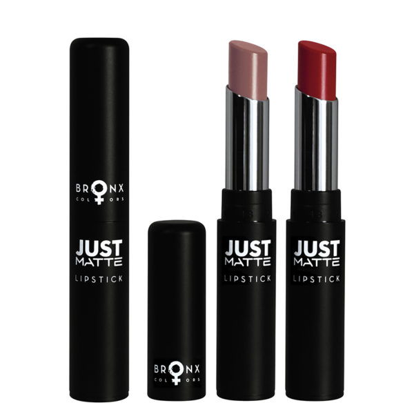 Just Matte Lipstick Bronx Colors