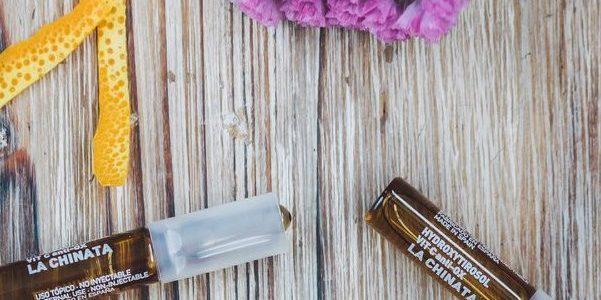 Nuevas ampollas de Colágeno y acido Hialuronico de La Chinata