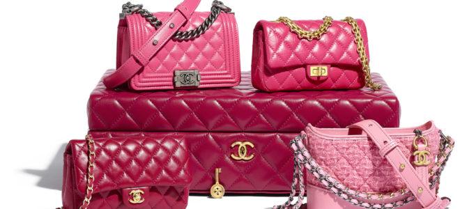 Nunca es demasiado rosa