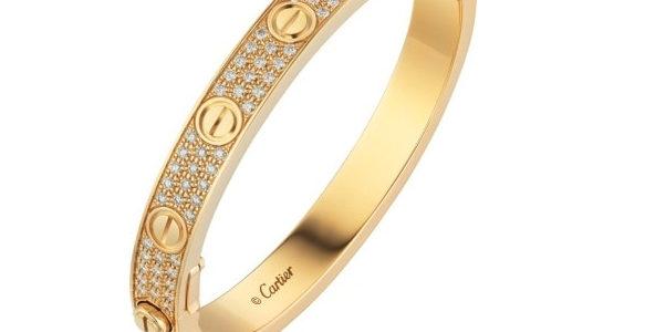 Joyas para siempre, diseños que tienen vocación de permanencia: Love, Cartier.
