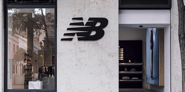 Tercera tienda oficial de New Balance en Madrid.